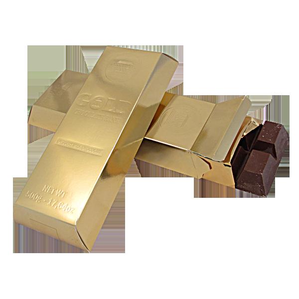 Шоколадные слитки 500