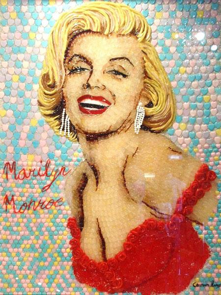 Сладкая Мерилин Монро – не сочтите за вульгарность, мы про картину